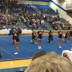 Competion Cheer at Region this Saturday
