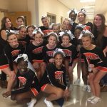 Region Competition Cheer