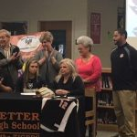 Logan Blizzard signs with Charleston Southern University
