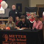 Heston Mosley Signs with Valdosta State University