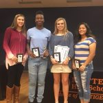 All-State Honors in Softball