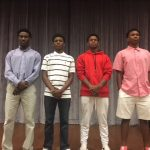 MHS FB  Players Honored