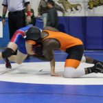 MHS Wrestling competes at Area Duals
