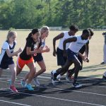 Track Competes at SEB