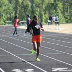 Girls Track Competes at Sectionals