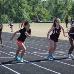 Track Successful in First Meet