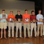 Players honored at Baseball Banquet