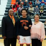 Basketball - Senior Night