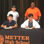 Salazar and Diaz Signing Day