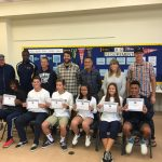 Athlete of the Month – April 2017