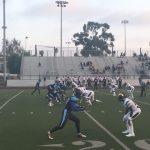 Millikan Football Opens Moore League