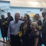 Millikan Water Polo Celebrates the Seniors