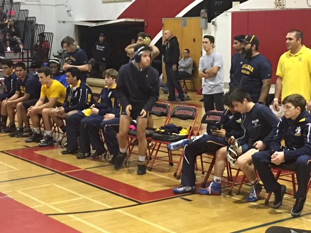 Millikan Boys Dominate Moore League Wrestling Finals