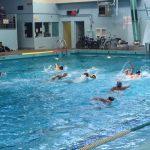 Boys Water Polo Wins Moore League Opener