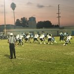 Football Wins in Thrilling Fashion Against Compton