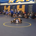 Wrestling Bests Wilson in Moore League Opener