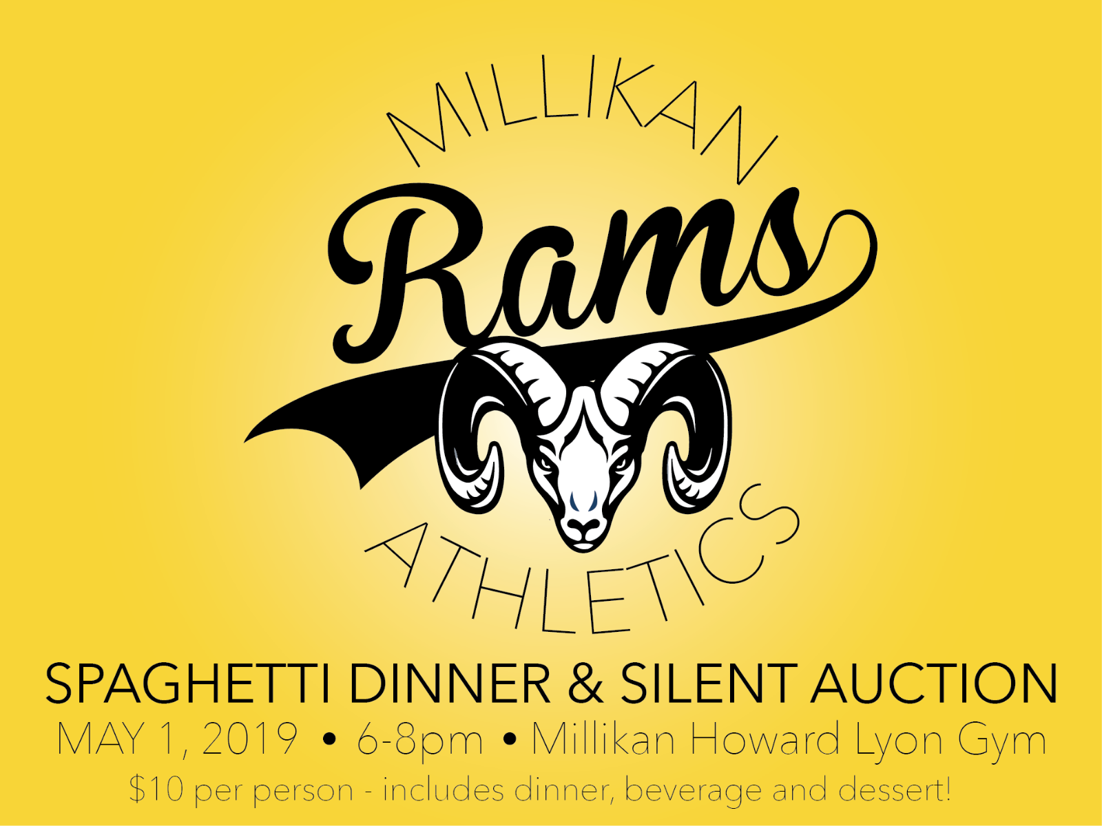Annual Spaghetti Dinner and Silent Auction