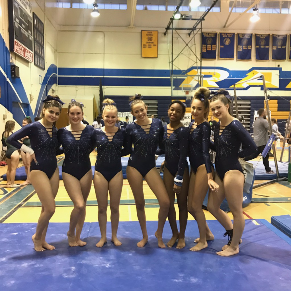 Millikan Gymnastics Wins Moore League Title