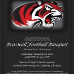 Braswell Football Banquet