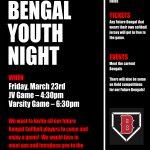 Softball Youth Night!