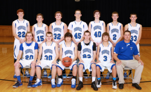 2015-2016 JV Boys Basketball