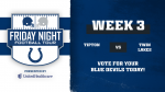 Colts Friday Nigh Football Tour!!!!    Vote @  www.colts.com/fnft
