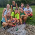 XC Team Finds Rock
