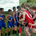 JH XC Raiders Run Away with Win in First Meet