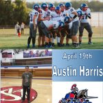 Raider of the Day – Austin Harris