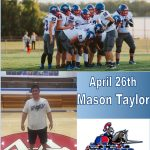 Raider of the Day — Mason Taylor