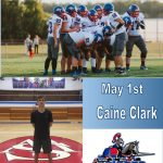 Raider of the Day — Caine Clark