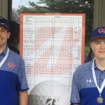 Boys Varsity Golf finishes 5th place at Bluffton HS