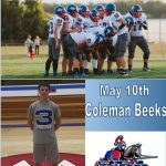 Raider of the Day — Coleman Beeks