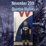 Winter Warrior of the Day – Quinton Mullins