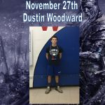 Winter Warrior of the Day – Dustin Woodward!