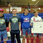 4 Semi-State Qualifiers