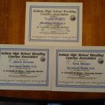 3 wrestlers pick up Academic All-State Awards