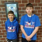Jr. High Wrestling team places 7th at Crestview Invite