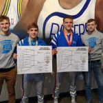 SW brings 2 State Medals back home