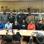 Senior Football Players Sign to play at the next level