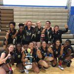 JV Volleyball Wins Bracket, 2nd overall
