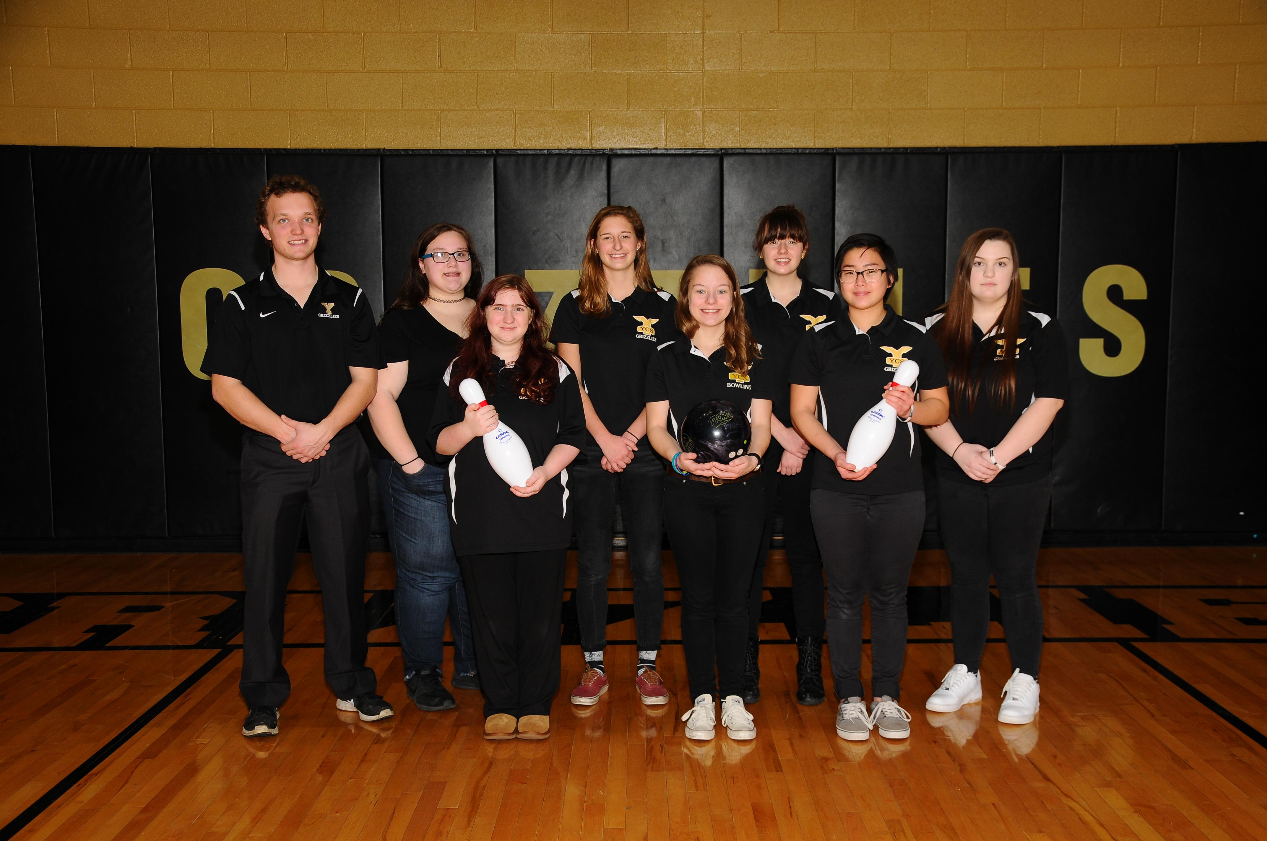 YCHS Coed Bowling Team