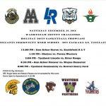 Washtenaw County Challenge Holiday Showcase – Basketball