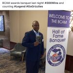 Congratulations to Coach Brooks – BCAM Hall Of Fame Inductee