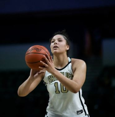 YCS Caprice Augustine – Girls' Basketball Player