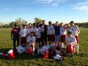 Banner Winning Soccer 2013