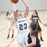 Varsity Girls Basketball Start Hot