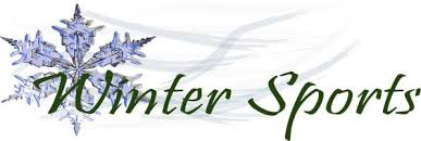 WINTER SPORTS – PRINTABLE SCHEDULES