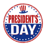 NO SCHOOL – PRESIDENT'S DAY FEBRUARY 18