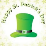 HAPPY ST. PATRICK'S DAY – MARCH 17